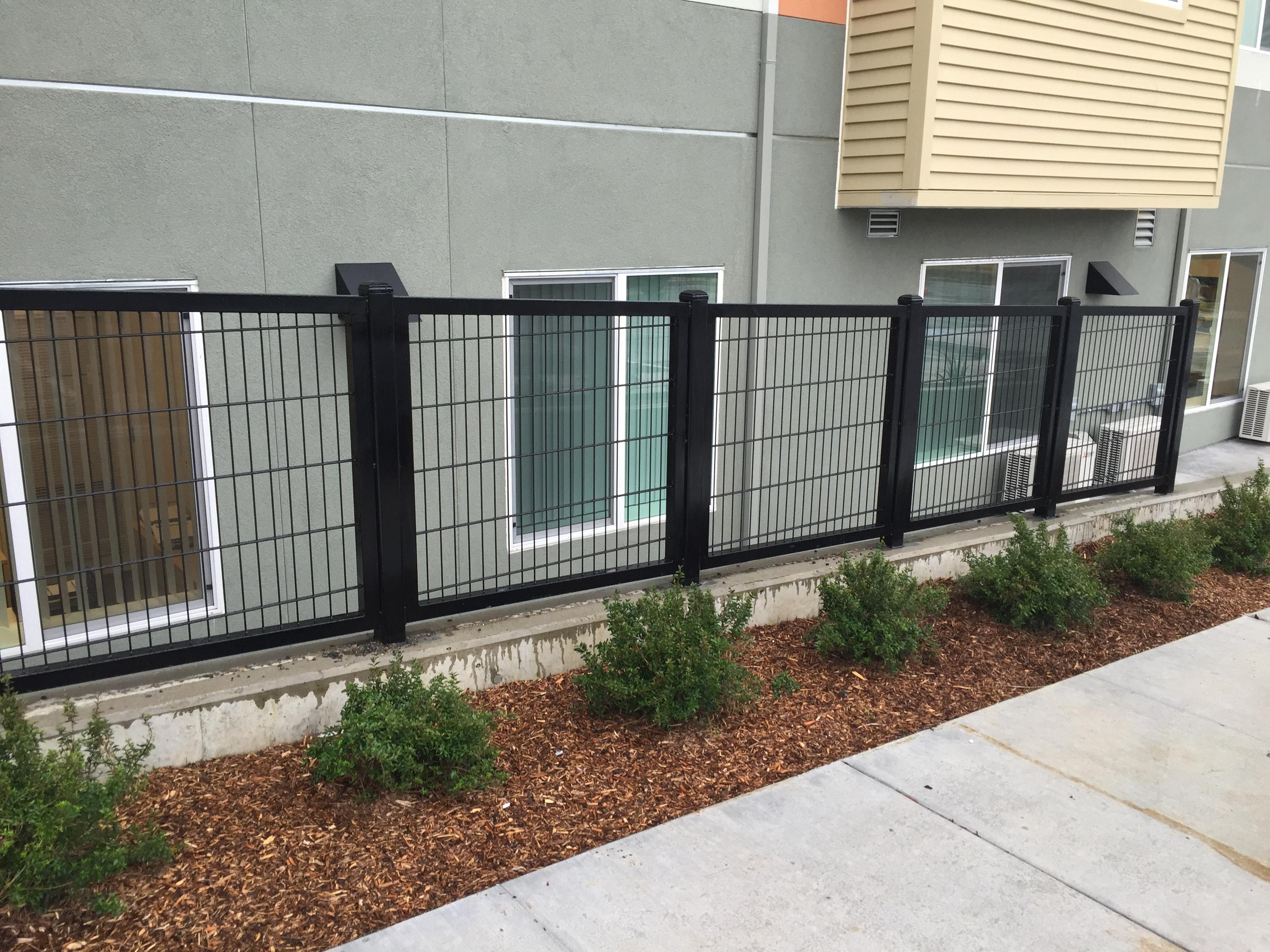 Custom Guardrail Coggins Fence