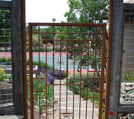 Custom Fabrication Coggins Fence